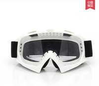 atv games - Ski Snowboard ATV Cruiser Motorcycle Motocross Goggles Off Road Dirt Bike Racing Eyewear Surfing Airsoft Paintball Game glasses