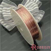 Cheap jewelry copper wire Best jewelry component