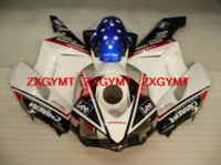 Wholesale Fairing CBR RR Carrera Lee White Black Blue Injection moulding Fairings CBR1000RR year ZXGYMT