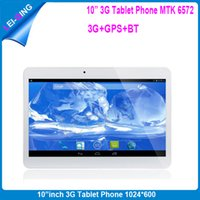 9.7 inch Dual Core Android 4.2 10.1 10inch android 4.2 Dual core MTK6572 3G with Sim card Tablet Pc Dual camera 1GB 8GB with Bluetooth 1024*768 capacitive screen tablets