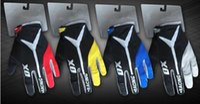fox boxes - New Arrival GEL Fox mtb Bike Bicycle Gloves Men s Full Finger Cycling Biking Gloves Luvas mittens brand gloves