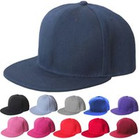 Wholesale Hot Sales Fashion Solid Colors Hip Pop Snapback Baseball Hats Cap Peak Funky Adjustable PX25