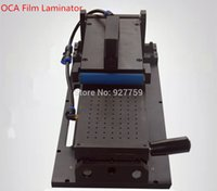 Wholesale 5 inch Universal LCD Screen OCA Laminating Lamination Machine Polarizing Film Protective Film Laminator
