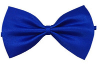 Wholesale High Quality New style Fashion Man and Women printing Bow Ties Neckwear children bowties Wedding Bow Tie