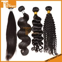 Cheap human hair Best brazilian hair