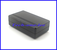 Wholesale Electronic Junction Box Enclosure mm Small Black Plastic Box For Electronic Project with Screws