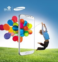 mobile cdma - 100 Original Samsung GALAXY S4 i9500 i545 Mobile Phone G LTE GB MP Inch GSM WCDMA CDMA Cell Phone Free DHL