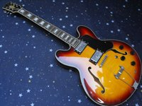 Wholesale New Beautiful hot perfect jazz Custom electric guitar in stock