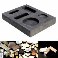 Wholesale 1OZ GOLD Graphite Ingot Bar Round Coin Combo Mold Casting Refining Scrap order lt no track