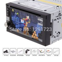 arrival cassettes black - New Arrival inch Capacitive Din Android Car DVD player Android Car PC P Wifi G Double Din GPS Navi Bluetooth UI Car DVD Video