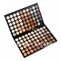 Wholesale Hot Sale Pro Full Color Eyeshadow Makeup Palette Matte Shimmer Natural Eye Shadow Make up Cosmetic Set