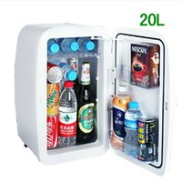 Cheap GPS Mini car refrigerator car small fridge dual-use refrigerator insulin drug wholesale free shipping