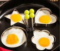 big lots kitchen - Egg tools form for eggs big size kitchen tool pancake rings cooking stainless steel fried eggs mold