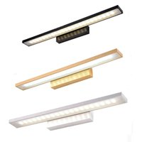 led picture light - Modern Led Wall Lamps Lights Aluminum Bathroom Bed Living Room Wall Sconces Three Colors Picture Lights