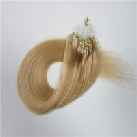 Cheap Loop Micro Ring Weft Best Human Hair Micro ring Extensions
