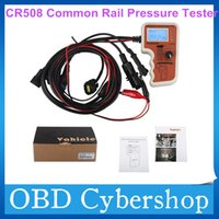Wholesale CR508 Common Rail Pressure Tester and Simulator CR508 Diesel Engine