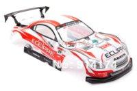 rc car body - 1 R C car body shell Lexus SC Racing RC Car Karosserie Rot mm NO Red