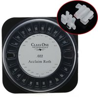 Wholesale Orthodontics Brackets Ceramic Material Made in USA and Roth Ceramic Brackets in Orthodontics New Arrival