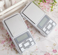 Wholesale Mini Electronic pocket digital jewelry scale Diamond balance in weighting scale