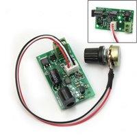 Wholesale Durable Pulse Width PWM DC Motor Speed Adjustable Regulator Controller Switch V V A