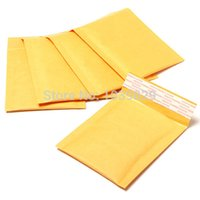 Wholesale Small X130mm Yellow Manufacturer Kraft bags bubble mailers padded envelopes paper mailer MAILING bag