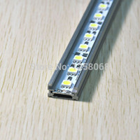 alluminium bars - m Led Light Bar Leds M SMD Led Hard Rigid Pixels Strip amp Alluminium Alloy Coat Lightbar Freeship