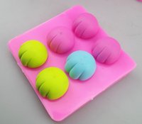 Wholesale Cute catlike series marshmallow coffee mate silicone mold silicone mold