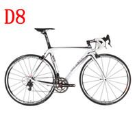 Wholesale DE ROSA complete road bike Derosa white colnago bicycle on sale