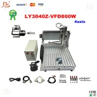 ball screw china - 2015 New CNC Machines LY3040Z VFD800W Axis V V Universal Ball Screw China CNC router Supplier