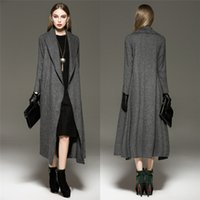 Cheap Womens Grey Wool Coats | Free Shipping Womens Grey Wool ...