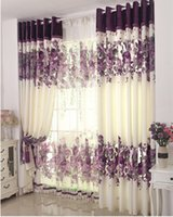 Wholesale 2015 cortina blinds curtains for new promotions home window decoration modern romantic bedroom curtain curtains wedding blind