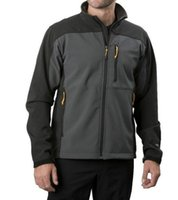 apex solid - Fall Winter Autumn Men s outdoor waterproof windproof jacket soft shell jacket Denali Apex Bionic Plus Size Motion Jackets