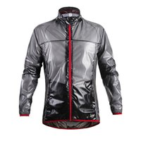 Wholesale Cycling Jacket Jersey Sportswear Running Jacket Long Sleeve Windproof Waterproof Coat M L XL XXL