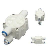 auto filtration - High quality Port Way Auto Shut Off Valve For RO Reverse Osmosis Water Filter System order lt no track