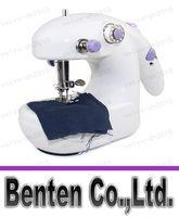 Wholesale llfa582 Household Handheld Electric Mini Sewing Machine White