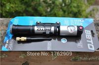 beto bike pump - New Taiwan BETO MP bike mini portable pumps double cylinder bicycle pumps with high pressure gauge travel kit g Free ship