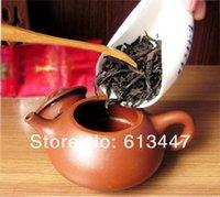 Wholesale Premium g Chinese Oolong Tea Big Red Robe Dahongpao Wuyi yan Cha Wuyi Cliff Tea Wulong