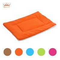 Wholesale Wavors x Soft Pet Dog Blanket Warm Sleep Mat for Dog Cat Pet Fleece Cushion Bed