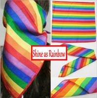 head head tie - 10 of ARainbow Gay Pride Flag Head gear Hair Band Wrist Wrap Neck Tie Scarf FACE MASK GAY PRIDE RAINBOW FLAG NECKTUBE SCARF