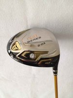 beres golf clubs - 1PC Honma Beres S Golf driver Star Graphite shaft Oem Golf clubs Honma S03 driver Right hand