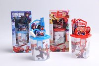 Wholesale 240pcs Big Hero Children Stationery set multifunction Stationery for girl and boy fedex T67