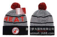 Wholesale HEAT Knitted wool cap embroidered cap truck cap letters Many Designs Caps Hats Baseball Caps Snapbacks Hats Beanies Hat