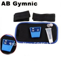 ab massage belt - AB Gymnic Electronic Muscle Arm leg Waist Massage Belt