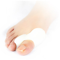 Wholesale Health care Special Hallux Valgus Bicyclic Thumb Orthopedic Braces to Correct Daily Silicone Toe Big Bone Pair