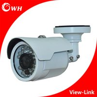color cmos camera - CWH A6235T CCTV Security Camera Surveillance HD Waterproof AHD Camera with Bracket and white color for Indoor and Outdoor Use MP MP MP