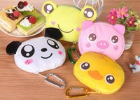 Wholesale 2015 New Cute Design Casual Animal Print Shopping Bag Foldable Pouch Resuable Handbag For Shopping