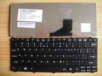 Wholesale New Laptop US Keyboard for Acer Aspire One H D255 D260 PAV70 NAV70 ZH9 PAV01