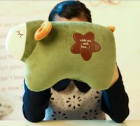 Wholesale Hot New Arrivial Winter Warm Thickened Plush Explosion proof Useful Colors Hot Water Bottle