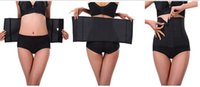 Cheap 50pcs lot DHL L XL XXL Waist Training Corset Women Waist Training Belt Sport Waist Trainer Cincher Shape Corset Shaper Black Beige 2 COLORS