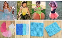 6 inch crochet headbands - Baby Elastic Tutu Tube Waffle Headbands Inch Crochet Top headwears Freeshipping